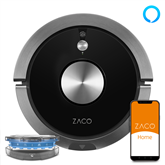 Robot vacuum cleaner Zaco A9s Pro W&D