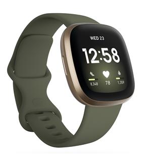 Viedpulkstenis Versa 3, Fitbit FB511GLOL