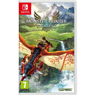 Игра Monster Hunter Stories 2: Wings of Ruin для Nintendo Switch  (предзаказ)