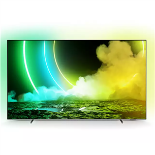 55'' Ultra HD OLED-телевизор Philips 55OLED705/12