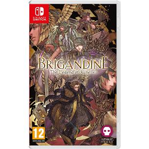 Spēle priekš Nintendo Switch, Brigandine: The Legend of Runersia