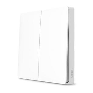 Bezvadu slēdzis (dubultais) Wireless Remote Switch H1 (Double Rocker), Aqara WRS-R02