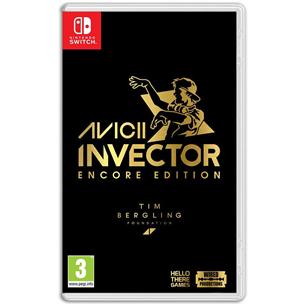 Spēle priekš Nintendo Switch, Avicii Invector: Encore Edition