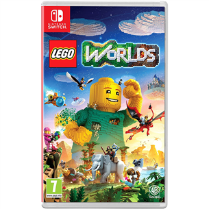 Switch game LEGO Worlds