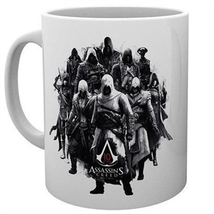 Krūze Assassin's Creed 10 years