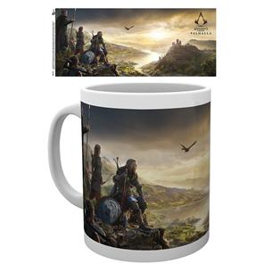 Mug Assassin's Creed Valhalla Vista