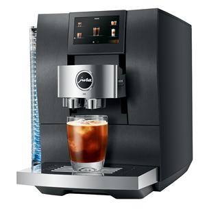 Espresso machine JURA Z10 Aluminium Black 15488