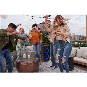 Колонка для вечеринок JBL Partybox 310 + микрофон
