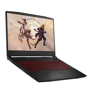 Ноутбук Katana GF66 11UD, MSI