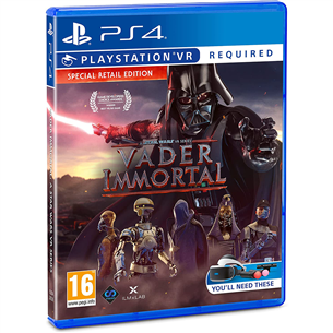 Игра Vader Immortal: A Star Wars VR Series для PlayStation 4 5060522096726