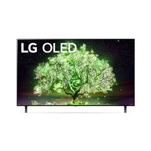77'' Ultra HD 4K OLED televizors, LG OLED77A13LA.AEU