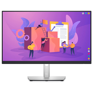 "24"" Full HD LED IPS monitor, Dell P2422H"