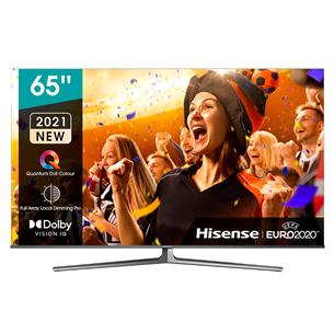65'' Ultra HD LED LCD-телевизор Hisense 65U8GQ