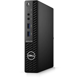 Dators OptiPlex 3080 Micro, Dell N021O3080MFFEM