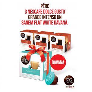 Кофейные капсулы Nescafe Dolce Gusto 3x Grande Intenso+Flat White