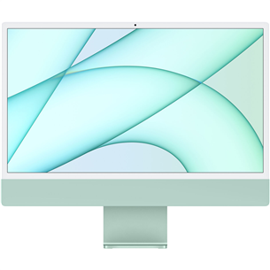 Desktop PC Apple iMac 24'' (2021) ENG Z12V00061