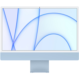 Desktop PC Apple iMac 24'' (2021) ENG Z12X00061