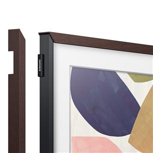 55'' Customizable Bezel Samsung The Frame (brown) VG-SCFA55BWBXC