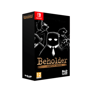 Switch game Beholder: Compete Edition
