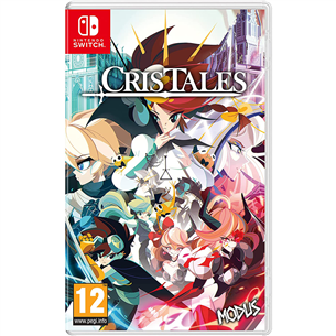 Switch game Cris Tales