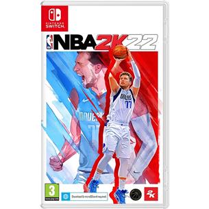 Switch game NBA 2K22