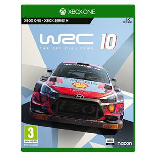 Игра WRC 10 для Xbox One / Series X 3665962009767