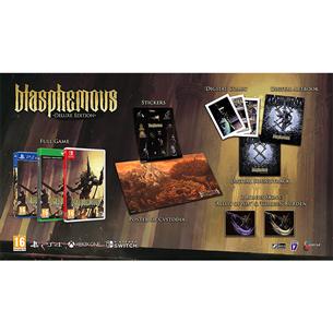 Игра Blasphemous Deluxe Edition для Nintendo Switch