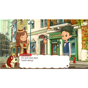 Switch game LAYTON'S MYSTERY JOURNEY: Katrielle and the Millionaires' Conspiracy - Deluxe Edition