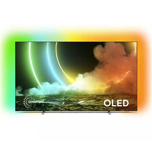 """65"""" Ultra HD OLED-телевизор Philips 65OLED706/12"""