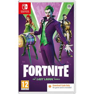Игра Fortnite The Last Laugh Bundle для Nintendo Switch