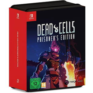 Spēle priekš Nintendo Switch, Dead Cells - The Prisoner's Edition
