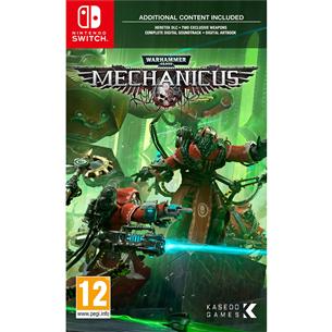 Switch game Warhammer 40K: Mechanicus
