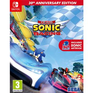 Spēle priekš Nintendo Switch, Team Sonic Racing - 30th Anniversary