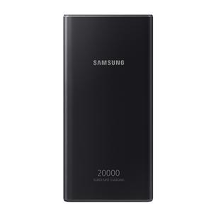 Portatīvais barošanas avots USB-C 25W 20000mAh, Samsung EB-P5300XJEGE