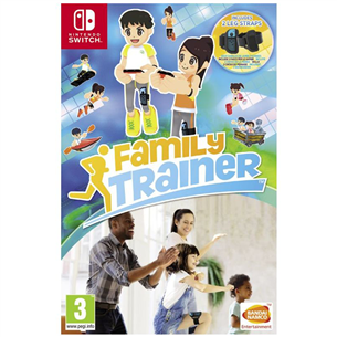 Switch game Family Trainer bundle