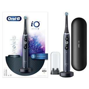 Electric toothbrush Braun Oral-B iO 7 IO7BLACK