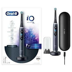 Electric toothbrush Braun Oral-B iO 9 IO9BLACK