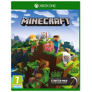 Xbox One game Minecraft Starter Collection 889842394948