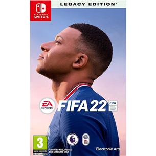 Spēle priekš Nintendo Switch, FIFA 22