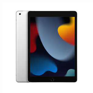Planšetdators Apple iPad (9th gen) (256 GB) WiFi + LTE MK4H3HC/A