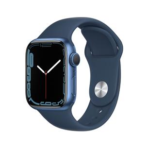 Viedpulkstenis Apple Watch Series 7 GPS (41 mm) MKN13EL/A