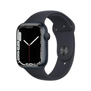 Viedpulkstenis Apple Watch Series 7 GPS (45 mm) MKN53EL/A