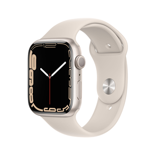 Viedpulkstenis Apple Watch Series 7 GPS (45 mm) MKN63EL/A
