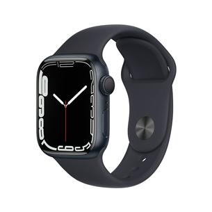 Viedpulkstenis Apple Watch Series 7 GPS (41 mm) MKMX3EL/A