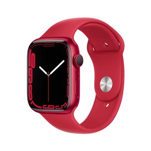 Viedpulkstenis Apple Watch Series 7 GPS (45 mm) MKN93EL/A