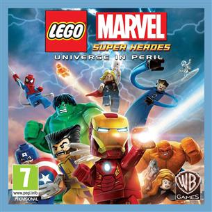 Игра LEGO Marvel Super Heroes для Nintendo Switch