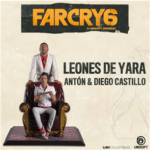 Фигурка Far Cry 6 Anton & Diego Castillo