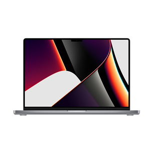Ноутбук Apple MacBook Pro 16 (2021) RUS MK183RU/A