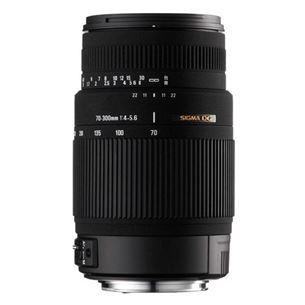 Objektīvs 70-300 mm priekš Canon, Sigma