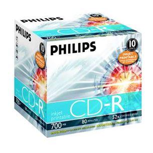 CD disks Philips printable